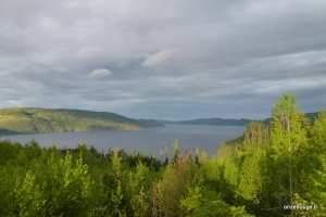Fjord du Petit Saguenay